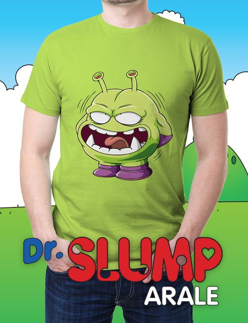 Camisetas Doctor Slump