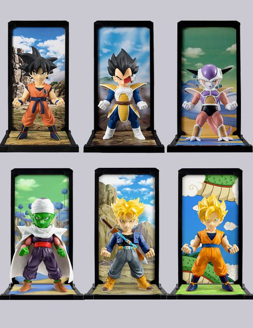 TAMASHII BUDDIES DRAGON BALL Z