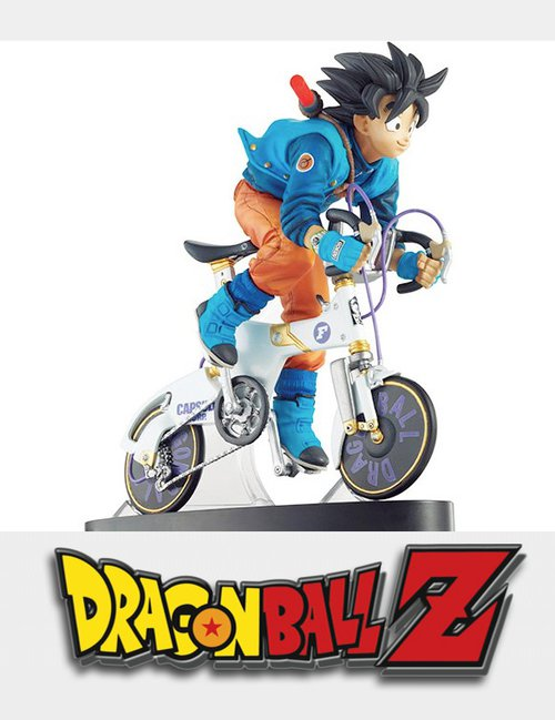 FIGURA SON GOKU 02 F EDITION