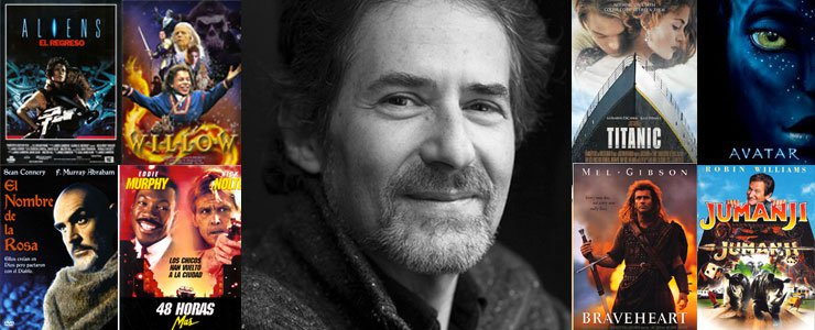Homenaje a James Horner, compositor de bandas sonoras