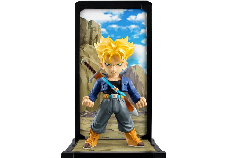 Figura Trunks Super Saiyan Tamashii Buddies
