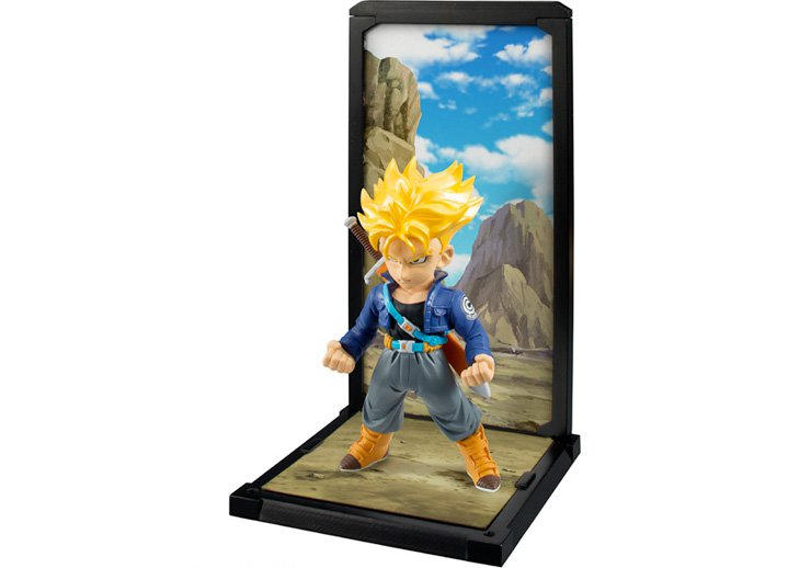 Figura Trunks Super Saiyan Tamashii Buddies 1