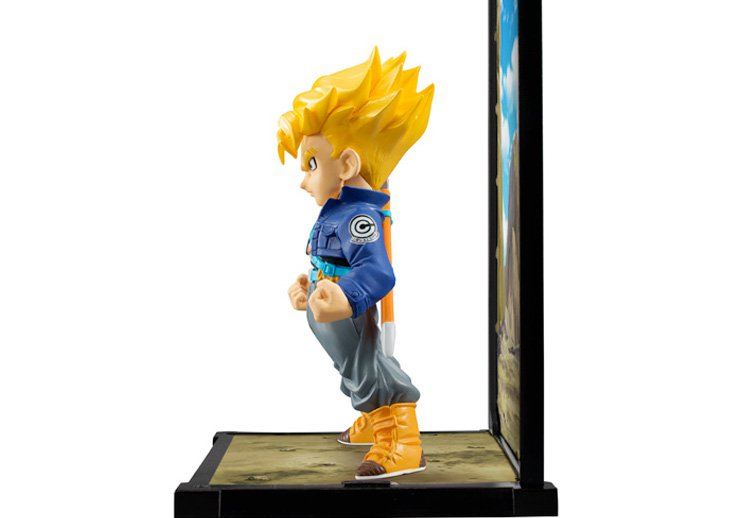 Figura Trunks Super Saiyan Tamashii Buddies 2
