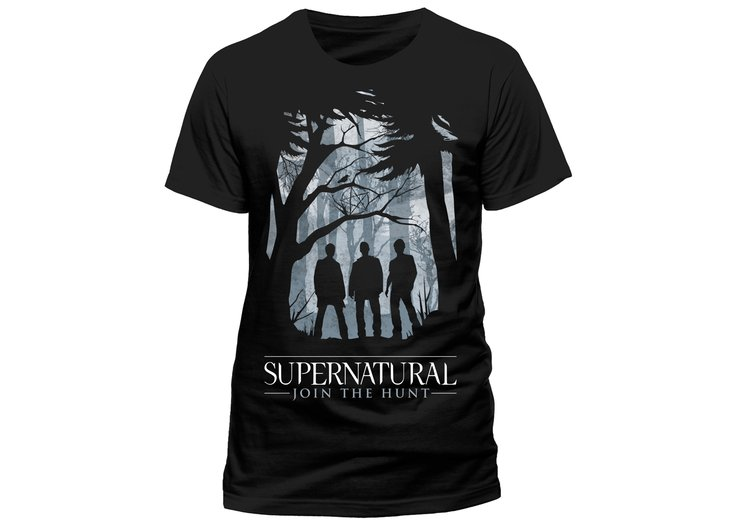 Camiseta Supernatural 1