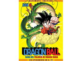 Dragon Ball dvd temporada 4