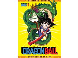 Dragon Ball dvd temporada 1