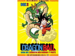 Dragon Ball dvd temporada 2