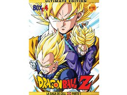 Dragon Ball Z dvd temporada 4