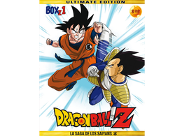 Dragon Ball Z dvd temporada 1