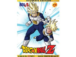 Dragon Ball Z dvd temporada 5