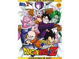 Dragon Ball Z dvd temporada 2