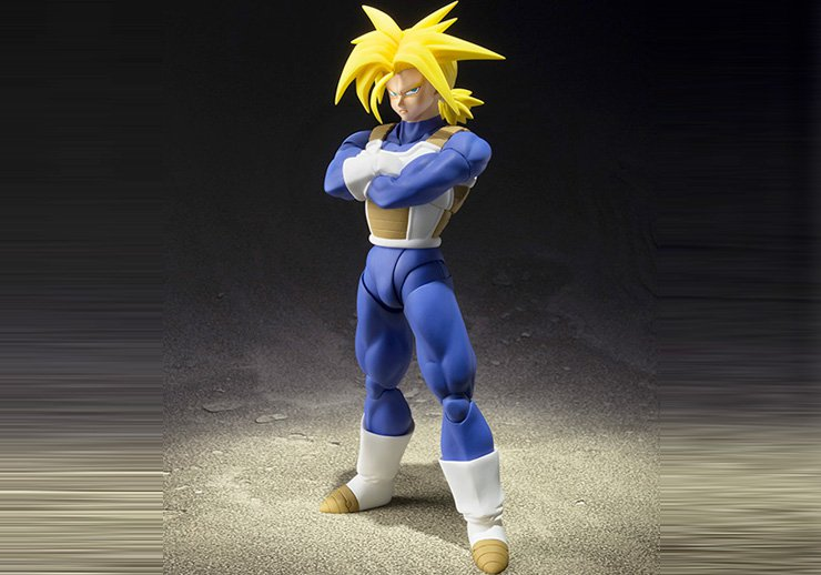 Figura SH Figuarts Super Saiyan Trunks