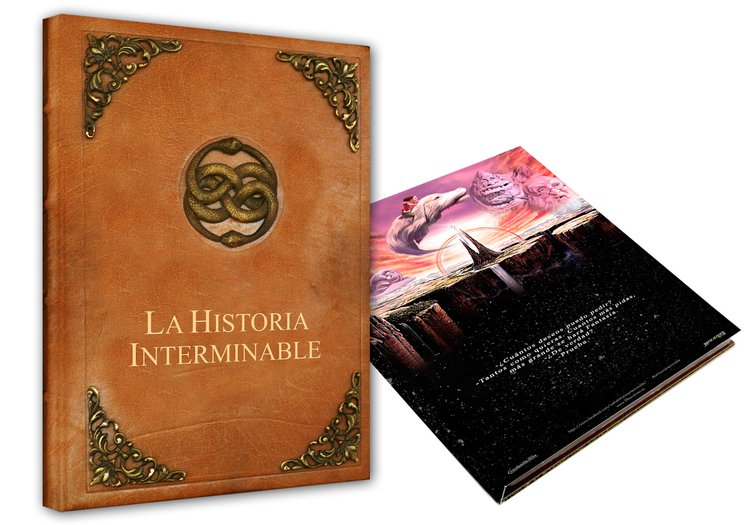 La historia interminable en Blu Ray